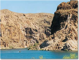Apache Trail Photo, State Highway 88
