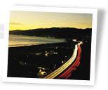 US 101 Southern California Photo
