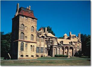 Fonthill Castle, Doylestown, Pennsylvania Photo