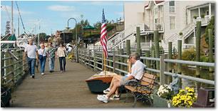 Georgetown, South Carolina Boardwalk Photo