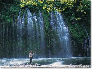 Hedge Creek Falls Photo