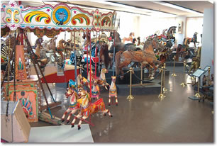 International Museum of Carousel Art ,Hood River, Oregon Photo