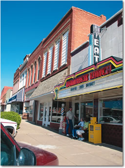 Kumback Lunch, Perry, Oklahoma Photo