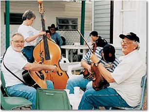 Mountain View Arkansas Musicians
