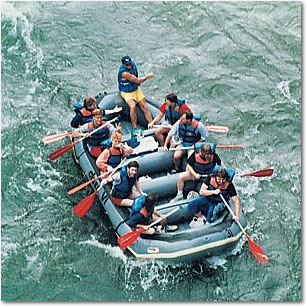 New River Gorge Rafting Photo