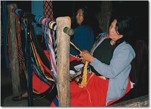 Oconaluftee Indian Village, Cherokee, North Carolina Photo