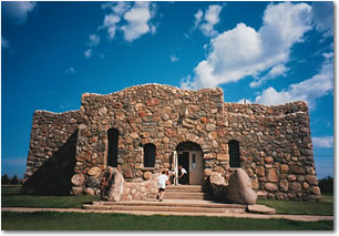 Paul Broste Rock Museum Photo
