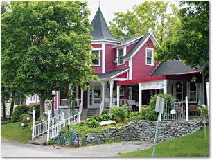 Picturesque North Hatley Quebec