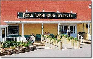 Prince Edward Island Preserve Company, New Glasgow