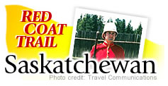 Red Coat Trail Through Saskatchewan