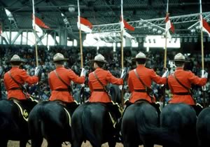 Royal Canadian Mounted Police Photo