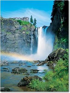 Snoqualmie Falls Photo