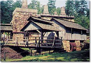 Tannehill Ironworks Historical State Park Photo