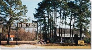 The GA. Pig Restaurant Photo