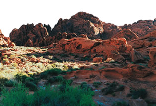 Valley of Fire State Park, Nevada Photo